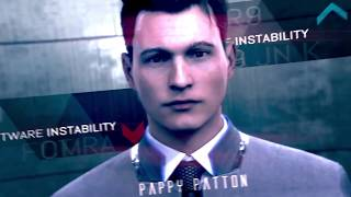 DBH Edit |Connor and Markus| Play With Fire