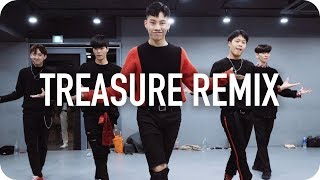 Download Lagu Treasure (CashCash Remix) - Bruno mars / Jinwoo Yoon Choreography Gratis STAFABAND