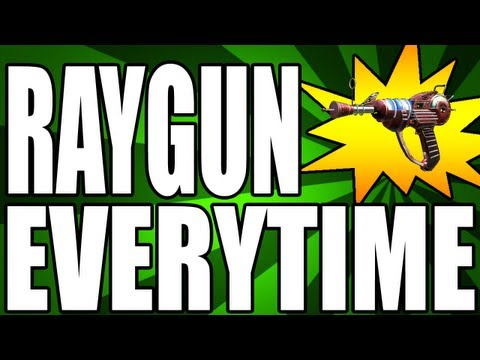 Black Ops 2 Mystery Box Tips & Tricks: How to get the Ray Gun EVERY Time (Zombies)