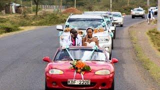 BOMET'S WEDDING OF THE YEAR 2016 IN KENYA, Jackie & Walter