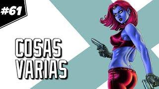 Marvel Strike Force: #61 Pagina, Instagram, Patreon, Dimension oscura, MYSTICA! y mas!!