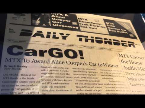 Alice Cooper - For Veronika
