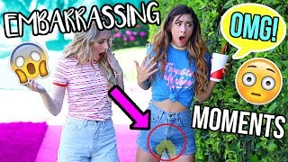 EMBARRASSING Moments We ALL Can Relate to!!