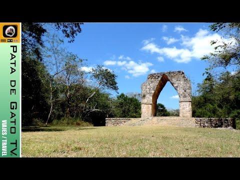 Guia Yucatán - Kabah. Viajando con PDGTV / Yucatan Guide - Kabah. Traveling with PDGTV