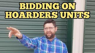I BID ON A HOARDERS HOUSE Abandoned Storage Unit Locker / Opening Mystery Boxes Storage Wars Auction