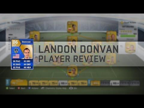 FIFA 13 l Player Review l Team Of The Season Landon Donovan