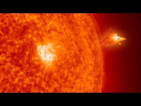 Астрономы: 2 НЛО размерами с планету,взяли курс на Землю.Странное дело