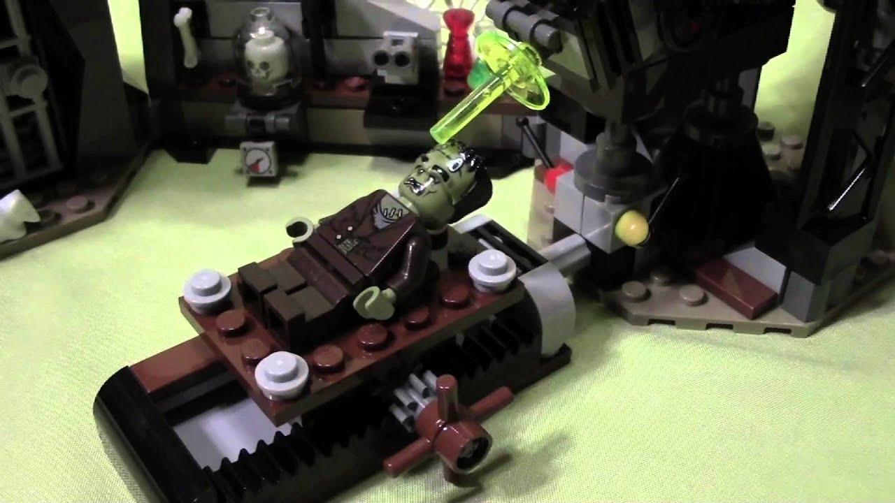 Dom's Lego Movie Zombie