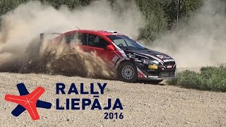 ERC Rally Liepāja 2016 (Training session)