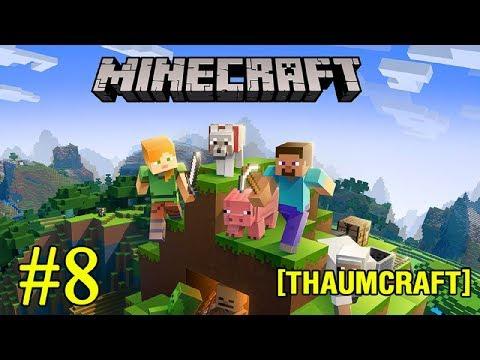 Minecraft ► ThaumCraft - скучный и однообразный мод ► №8 (стрим)