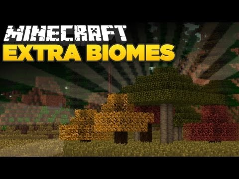 Minecraft Extra Biomes Mod How To Save Money And Do It
