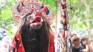Jaranan Kuda Sancaka Jogjakarta Part 2 Kesurupan