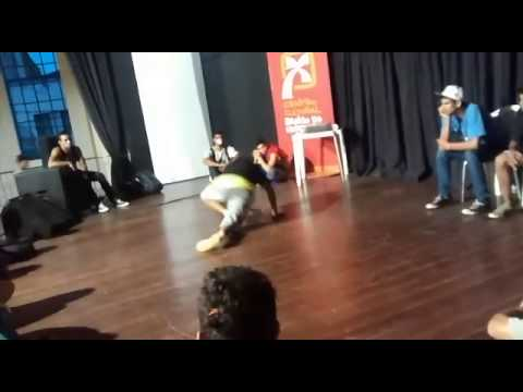 Semi Final - Bboy Saimon Vs Bboy Mig