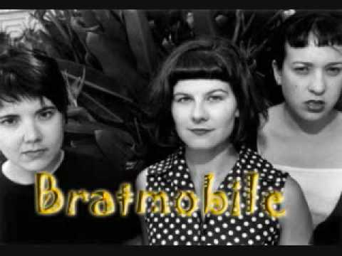 Bratmobile - Cherry Bomb