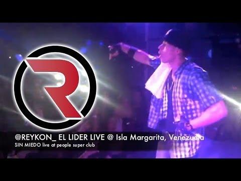 Reykon @ Isla Margarita [Concierto, Sin Miedo], Venezuela �