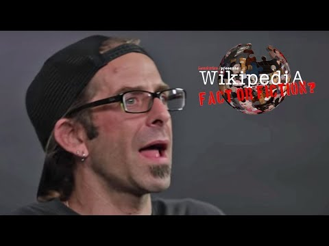 Lamb of God's Randy Blythe - Wikipedia: Fact or Fiction?
