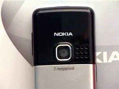 Shiny Video Review: Nokia 6300