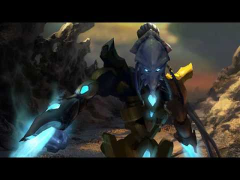 Starcraft 2 Protoss Theme Music