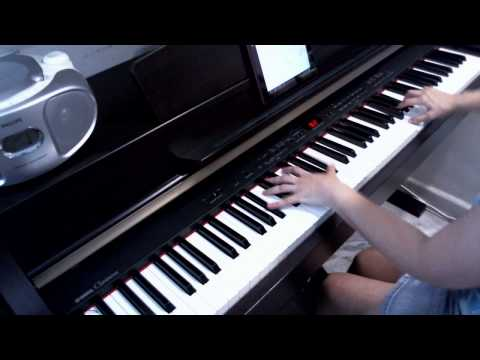 Yoon Mi Rae - Touch Love - Master's Sun OST Part 4 - Piano Cover & Sheets