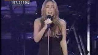 Mariah Carey Live at Michael Jackson and friends part 1
