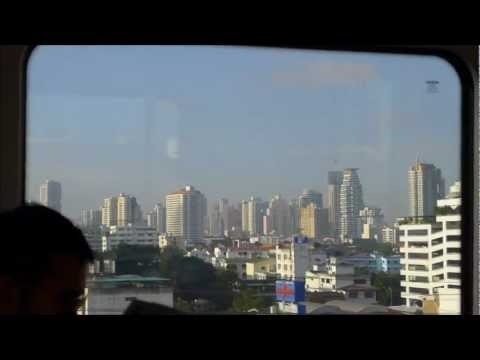 bangkok arl ride 2012