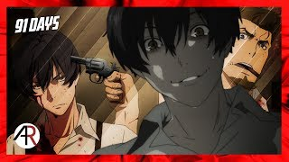 91 Days Anime Review
