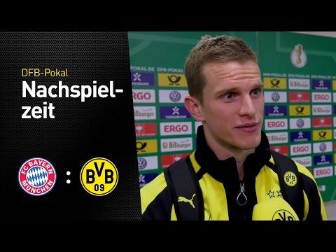 Interview mit Sven Bender | FC Bayern München - BVB 2:3