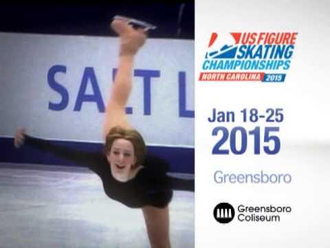 U.S. Figure Skating Championships - TV Ad