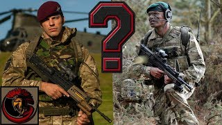 Will The British Parachute Regiment Merge With The Royal Marines