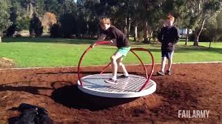 Ultimate Playground Fails Compilation [Funny Fails] 2018-2019
