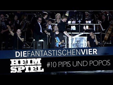 Die Fantastischen Vier - Heimspiel - Pipis und Popos