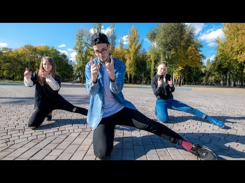 Зажигалки - Егор Крид / Roman Havrylov Choreography