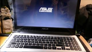 How to Remove Non Removable Battery & Repair Asus Laptop