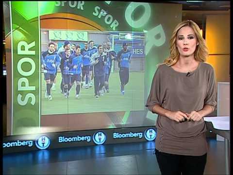 Deniz Türe Bloomberg Ht Spor Bülteni 2