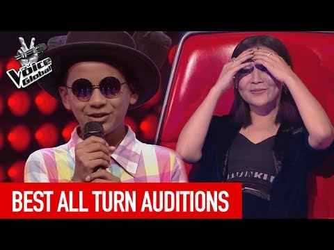 download lagu The Voice Kids  Best All Turn Blind Auditions gratis
