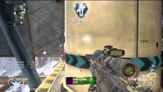 Black Ops 2 - DSR 50 Kill Feed