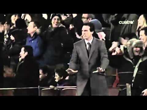 El Cuatro: Unai Emery Barcelona Valnecia 2:0 Copa Del Rey 2012 (napisy pl)