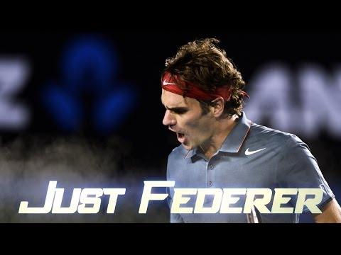 Roger Federer - Just Federer HD