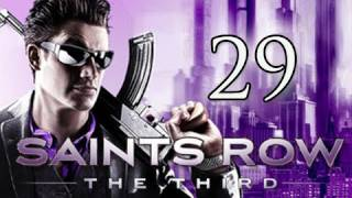 Saints Row 3 the Third Walkthrough - Part 29 Stag Party Let's Play (Gameplay/Commentary)