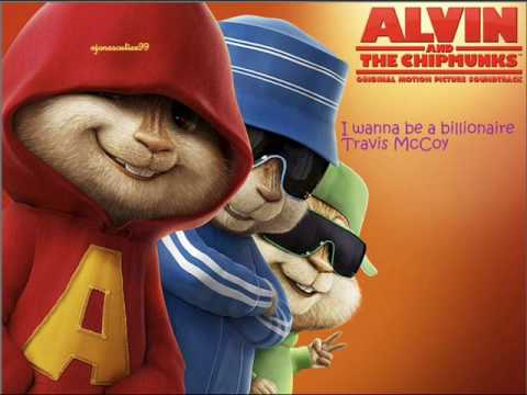 Billionaire-travie Mccoy-chipmunk Version video