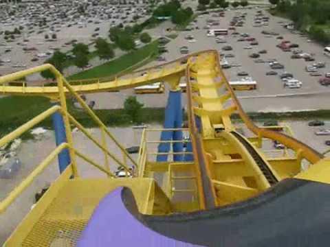 Six Flags Kentucky Kingdom Abandoned Six Flags Kentucky Kingdom
