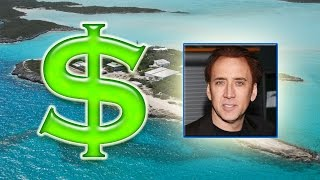 15 Expensive Things Owned By American Millionaire Nicolas Cage
