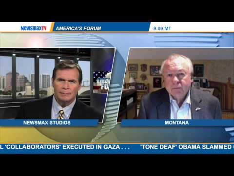 America's Forum |  Gen. Paul Vallely discusses the threat to America from ISIS