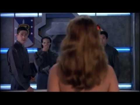 Sexy strip girl dancing in lingerie 1