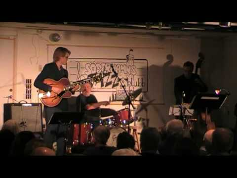 Donna Lee - Joel Svensson Quartet with Hector Bingert