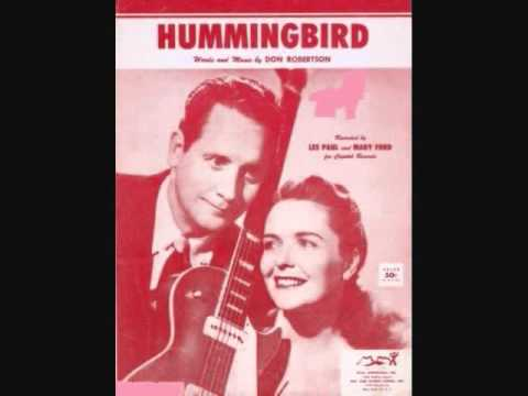 Les Paul And Mary Ford - Hummingbird