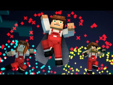 Minecraft: Story Mode - Above And Beyond - Season 2 - Episode 5 (20)