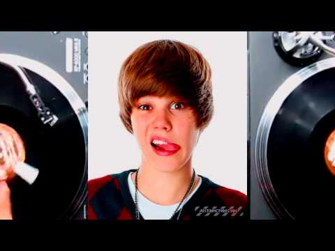 14 year old justin bieber raps about his penis