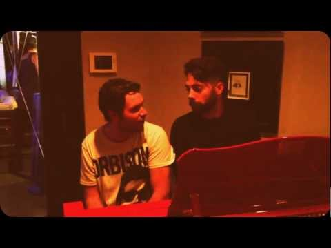 Michael Johns & George Holdcroft - Elton John - Tiny Dancer (COVER) on Elton's piano!!!