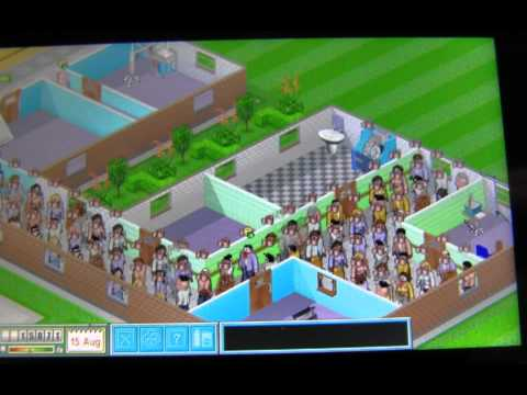 Theme Hospital - Candyfloss (Pc-SB16)